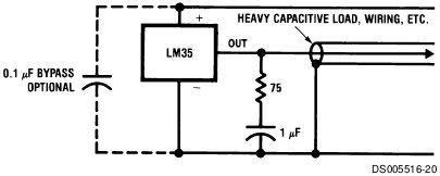 lm35-damping